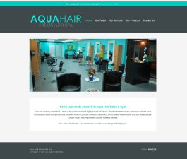 Aqua Hair Salon and Spa